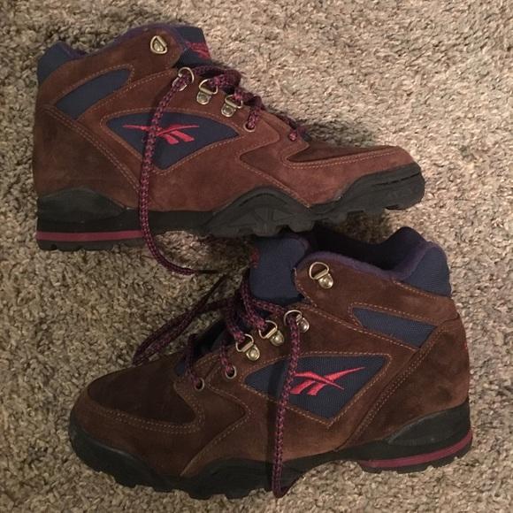 Vintage Reebok Hiking Boots | Poshmark